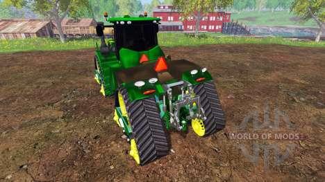 John Deere 9620RX v2.0 für Farming Simulator 2015
