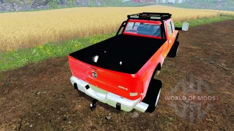 Dodge Ram 5500 Crew Cab für Farming Simulator 2015