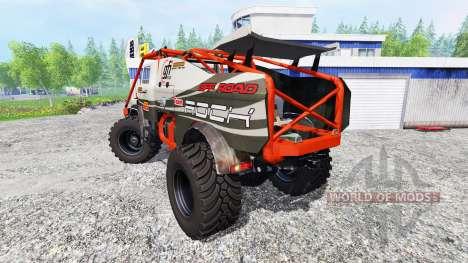 Ural-Rennen für Farming Simulator 2015
