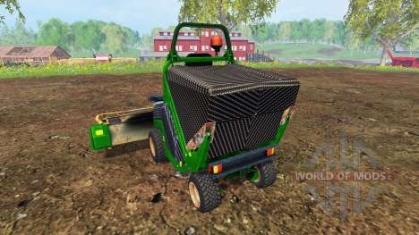 Amazone Profihopper [race] pour Farming Simulator 2015