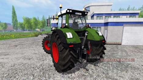 Fendt 1050 Vario [washable] pour Farming Simulator 2015