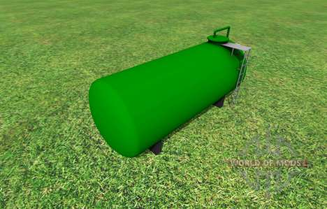 Gas Station v3.0 pour Farming Simulator 2015