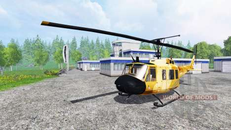 Bell UH-1D für Farming Simulator 2015