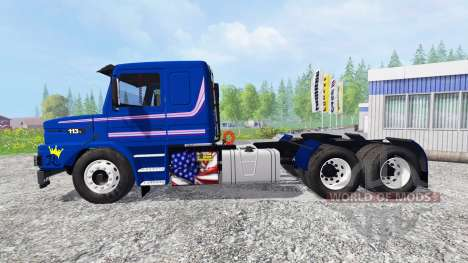 Scania 113H pour Farming Simulator 2015