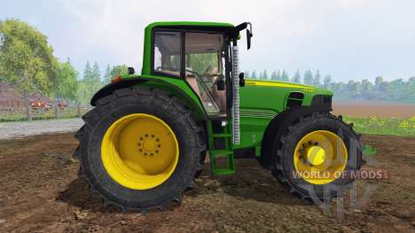 John Deere 7530 Premium pour Farming Simulator 2015