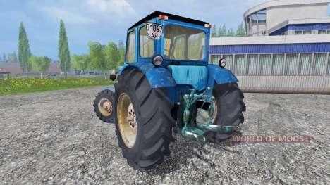 MTZ-52Л für Farming Simulator 2015
