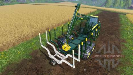 PONSSE Buffalo pour Farming Simulator 2015