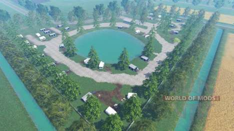 Nederland v1.5 pour Farming Simulator 2015
