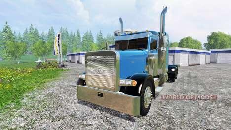 Peterbilt 379 1999 v1.1 für Farming Simulator 2015