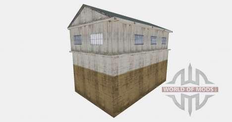 Bam Garage pour Farming Simulator 2015