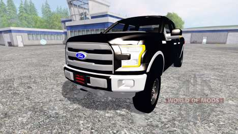 Ford F-150 2016 für Farming Simulator 2015