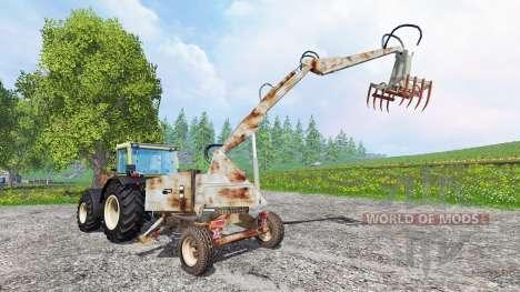 Cyklop T-214 pour Farming Simulator 2015