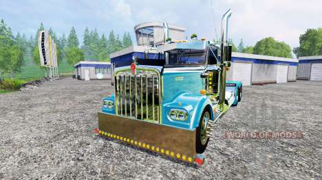 Kenworth W900A pour Farming Simulator 2015