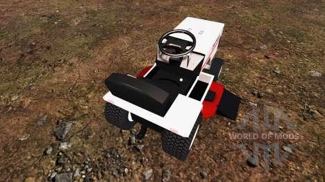 Craftsman II für Farming Simulator 2015