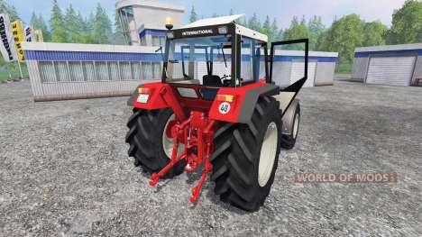 IHC 1455 FH v1.1 für Farming Simulator 2015