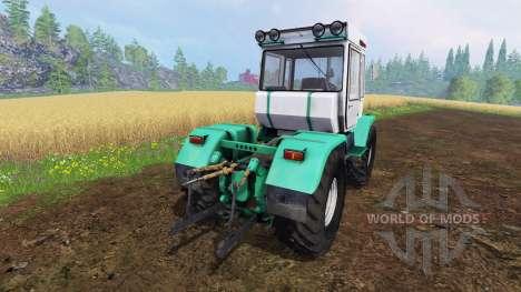 T-200K v1.1 pour Farming Simulator 2015