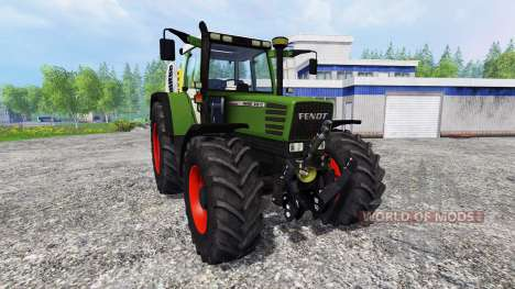 Fendt Favorit 512 für Farming Simulator 2015
