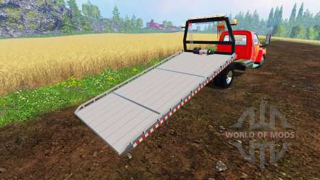 GMC C4500 [tow truck] pour Farming Simulator 2015