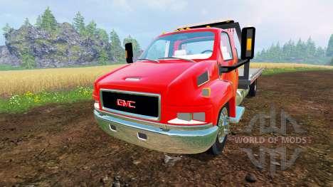 GMC C4500 [tow truck] für Farming Simulator 2015
