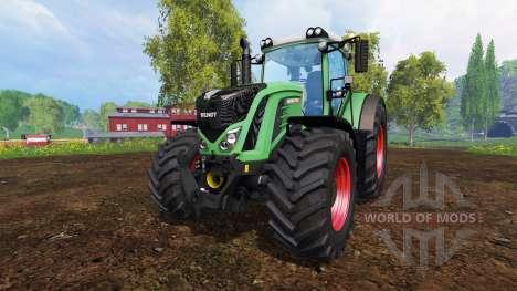 Fendt 927 Vario für Farming Simulator 2015