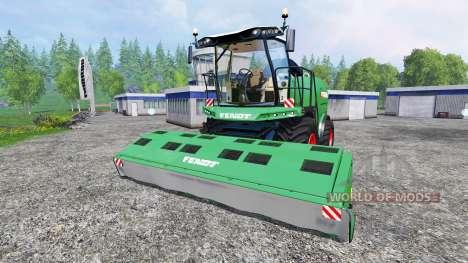 Fendt Katana 85 v1.1 für Farming Simulator 2015