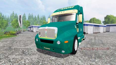 Kenworth T2000 [Krone] pour Farming Simulator 2015