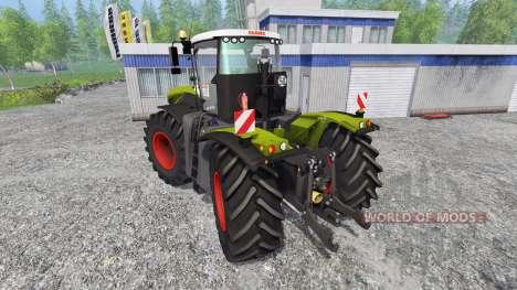 CLAAS Xerion 5000 Trac VC pour Farming Simulator 2015