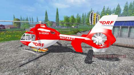 Eurocopter EC145 pour Farming Simulator 2015