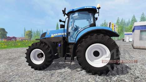 New Holland T7.185 pour Farming Simulator 2015