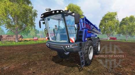 Amazone Pantera 4502 [blue-red] pour Farming Simulator 2015