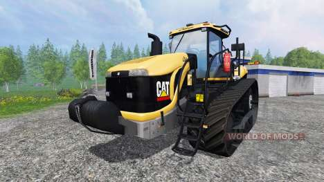 Caterpillar Challenger MT865B pour Farming Simulator 2015