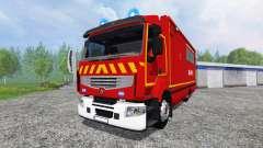 Renault Lander ELW 3