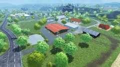 Siekhof v2.0 für Farming Simulator 2013