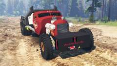 International Harvester of Sorrow pour Spin Tires