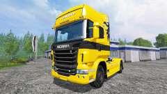 Scania R730 Jumbo