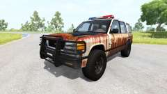 Gavril Roamer Rusted Sheriff pour BeamNG Drive