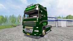 DAF XF Heineken