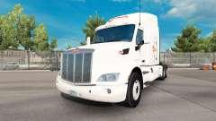 Alsua de la peau pour le camion Peterbilt pour American Truck Simulator