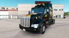 DeWalt de la peau pour le camion Peterbilt pour American Truck Simulator