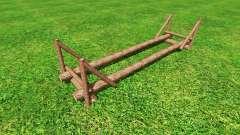 Timber Loading Point v1.2 pour Farming Simulator 2015