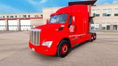 Haut Transco Linien auf LKW-und Peterbilt-Kenwort für American Truck Simulator