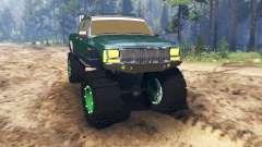 Jeep Grand Cherokee Comanche 4x4 pour Spin Tires