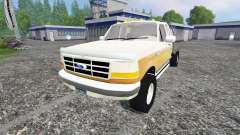 Ford F-150 XL 1992 [dusty]