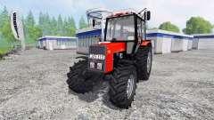 MTZ-892 Biélorussie