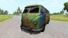 Volkswagen Transporter Bulli pour BeamNG Drive