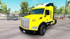 La chenille de la peau pour le camion Peterbilt pour American Truck Simulator