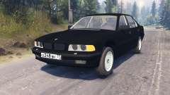BMW 750Li (E38) für Spin Tires