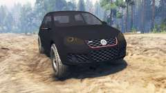 Volkswagen Golf V GTI 2006 pour Spin Tires