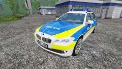BMW 520d Police