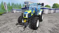 New Holland T5.115 Police